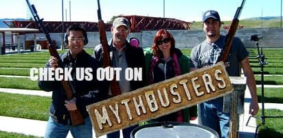 Murrays Guns on Mythbusters