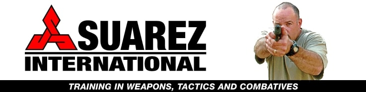 Suarez International - Training in Weapons, Tactics and Combatives